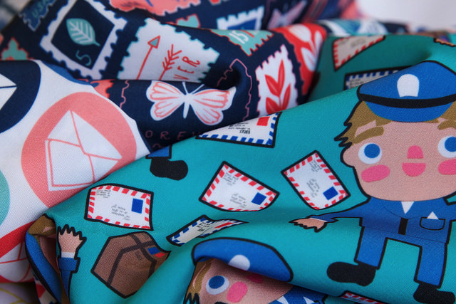 Shipping information for Spoonflower