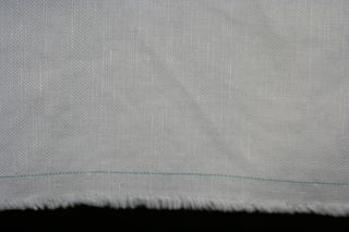 Linen-cotton canvas from Spoonflower