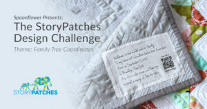 StoryPatches Design Challenge