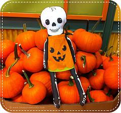 Pumpkin-skellie