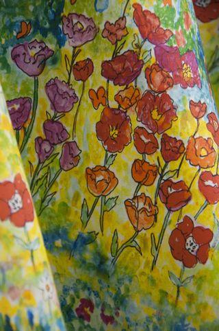 Butterfly_Garden fabric by mahoneybee