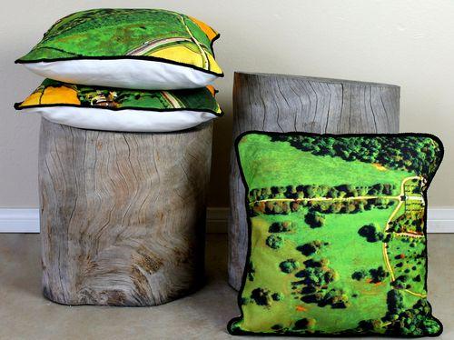 Satellite cushions