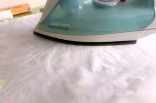 Ironing vinyl fuse