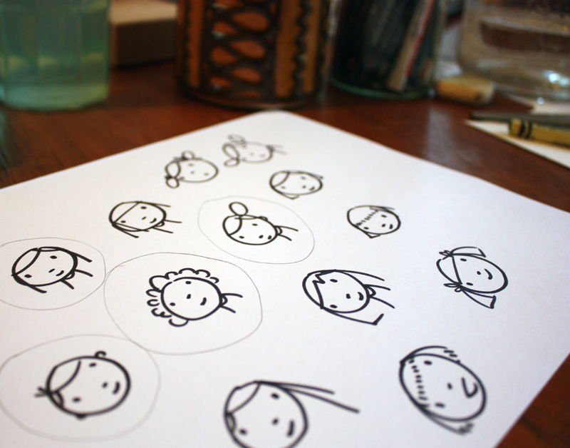 How to Create Fabric from Drawings   Tutorial   Spoonflower Blog