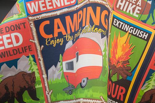 Camping-winner