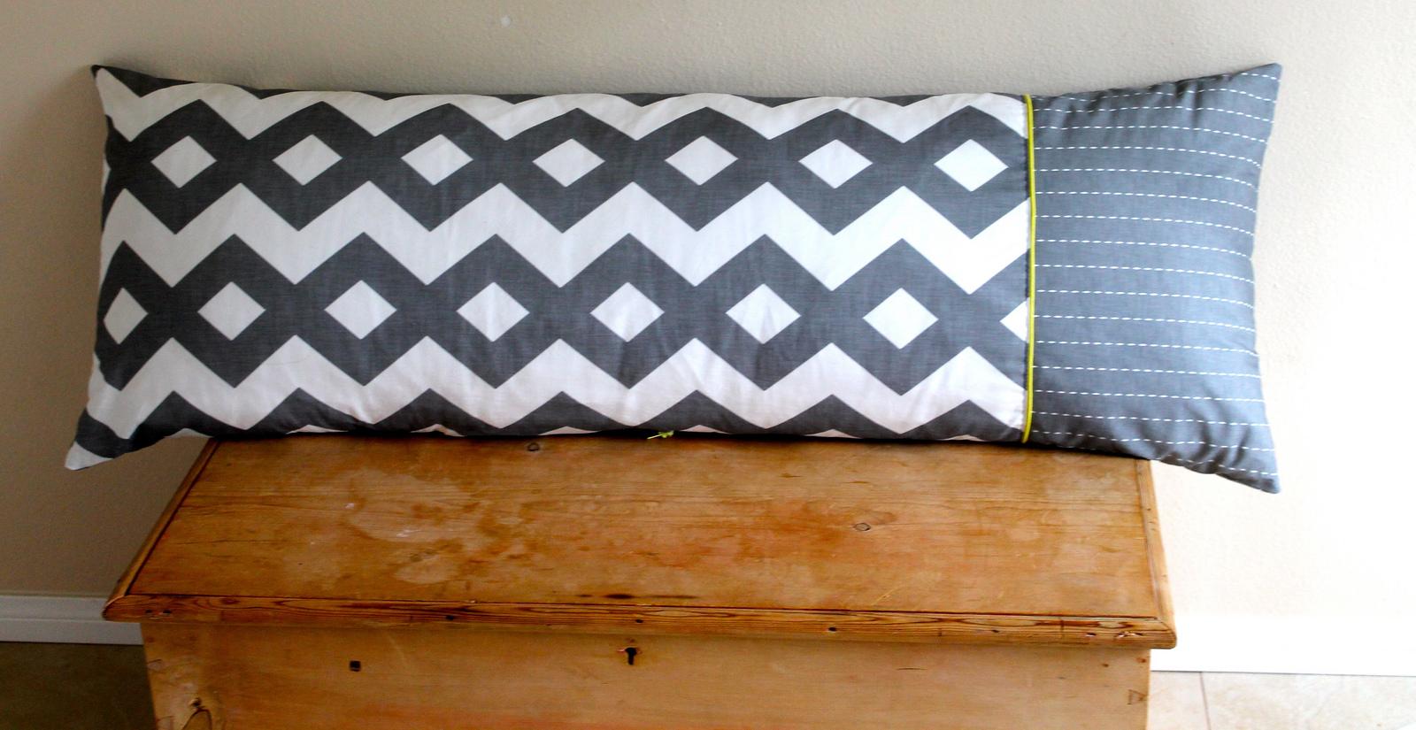 Tutorial: Bolster cushion cover | Spoonflower Blog