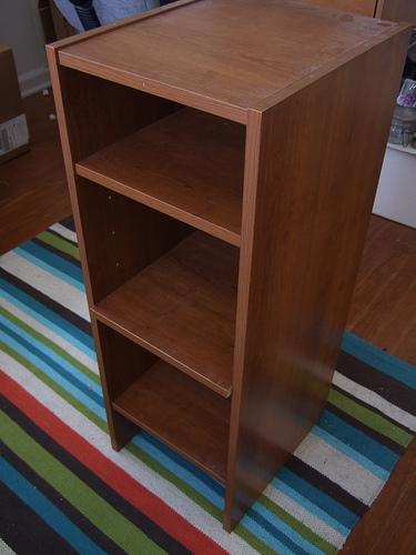 Bookshelf_before