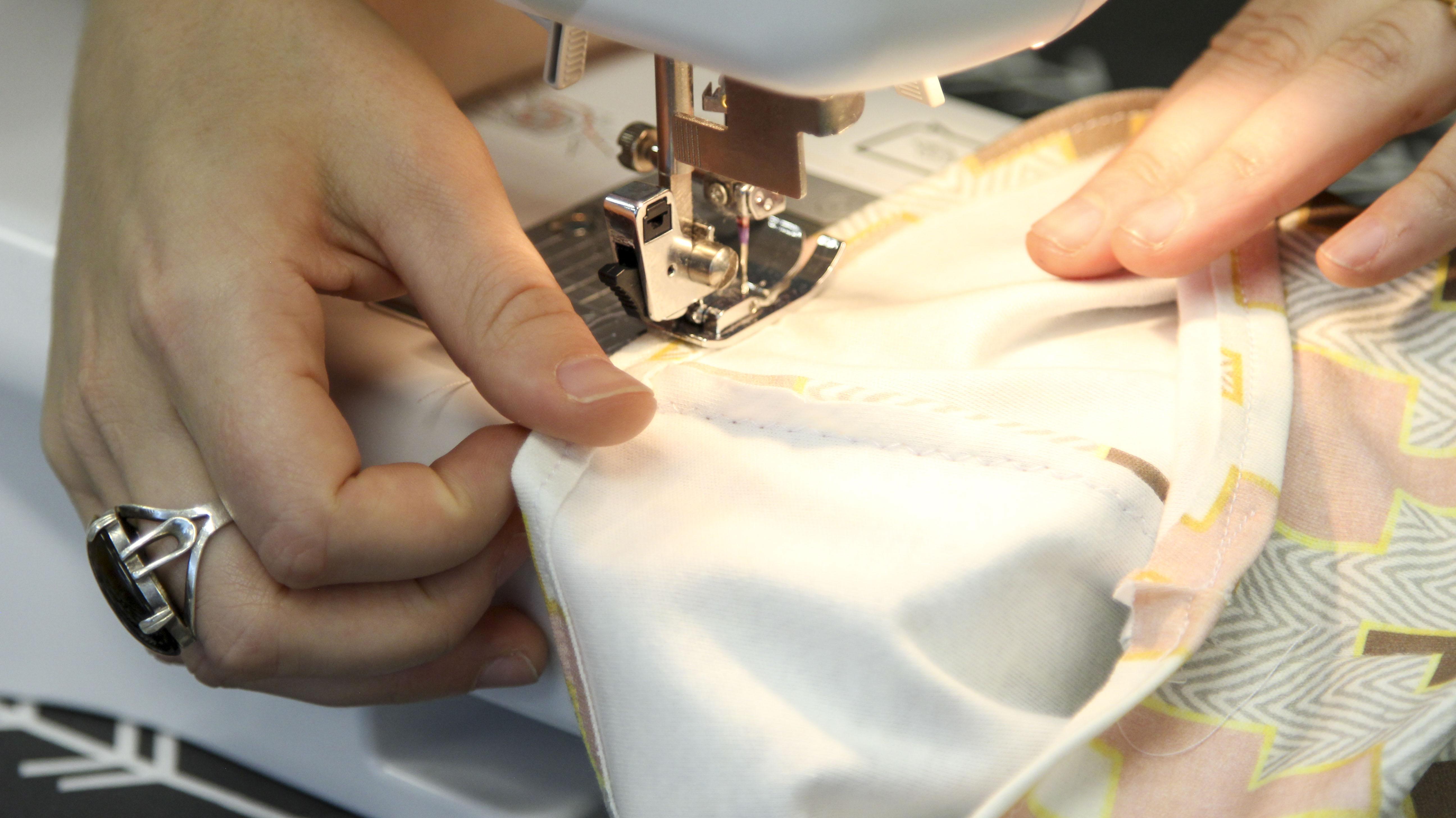Stitching Elastic Waistband