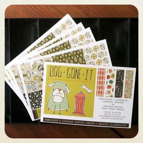 Heather Dutton's postcard