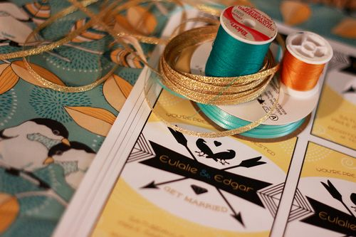 invitation supplies