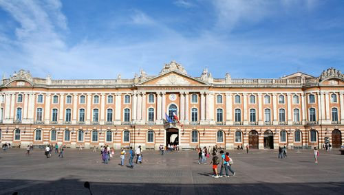 Toulouse-town-main-place