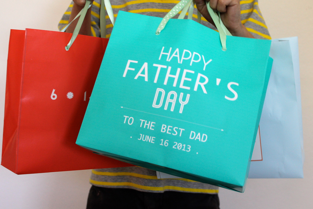 Dads dudes personalized father s day gift bags