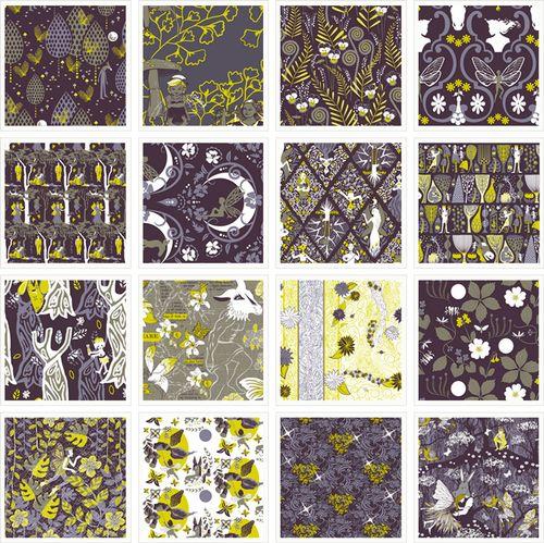 Midsummer-collage