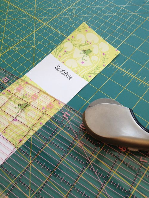 cut bookplates