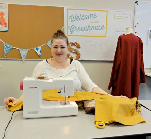 LisaSewing