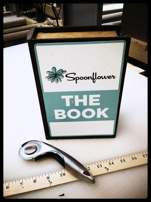 SpoonflowerBook