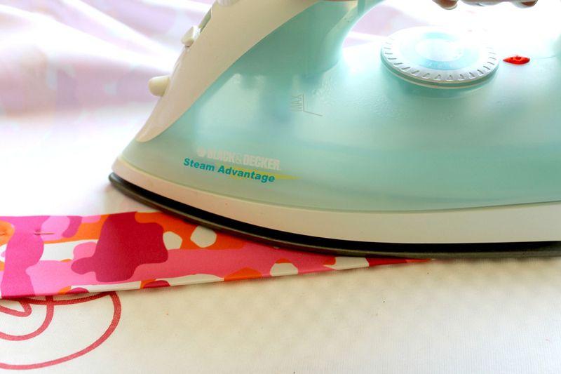 Ironing-