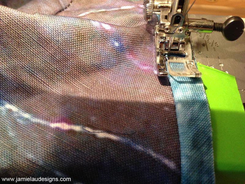 Jamie Lau Designs Sewing Tutorial