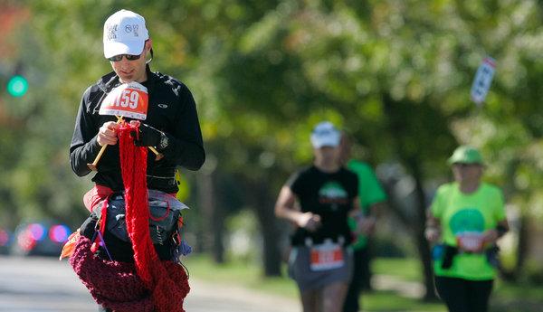 Knit marathon