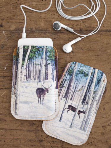 Photo ipod case
