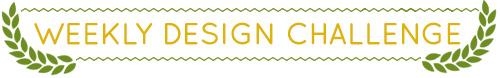 Weekly design challenge