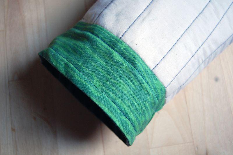 9 stitched edges
