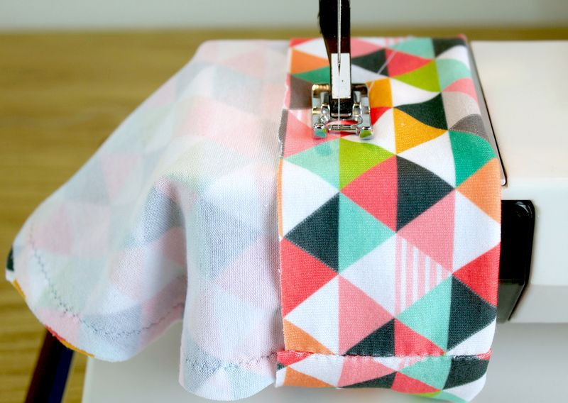 Sew the turn up | Spoonflower Blog
