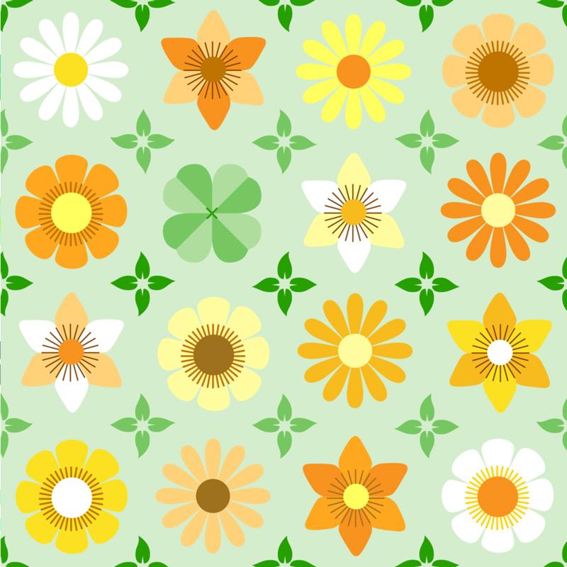 Flowers+Leaves by Heleen Van Buul