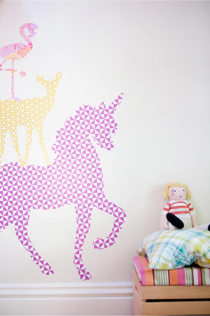DIY-giant-animal-wall-stickers