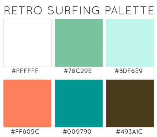 Hex Color Palette