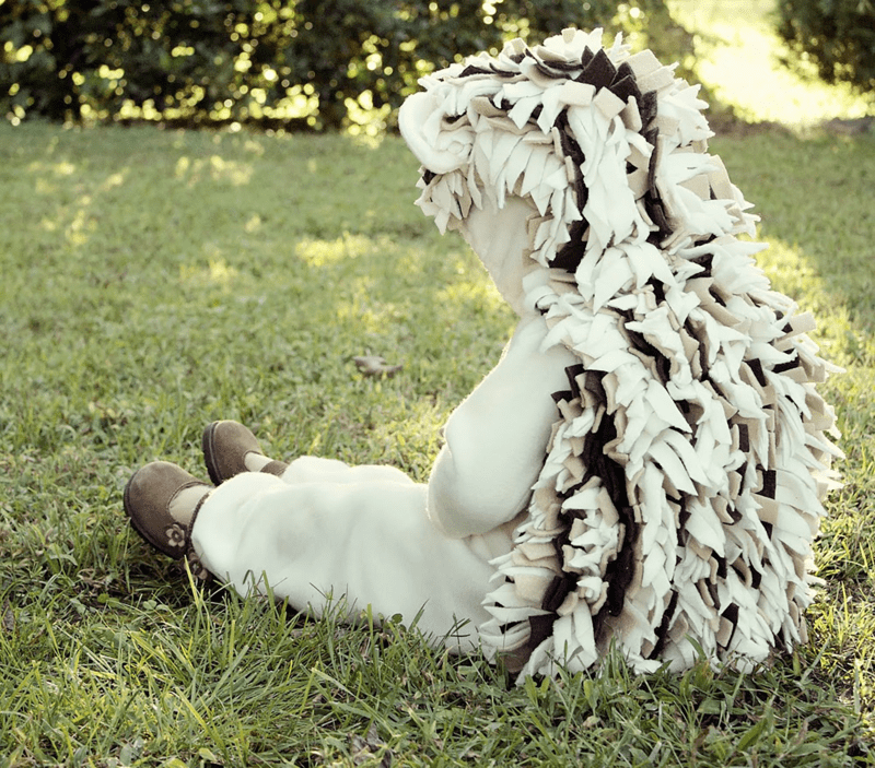 Hedgehog Costume |  Andrea's Notebook