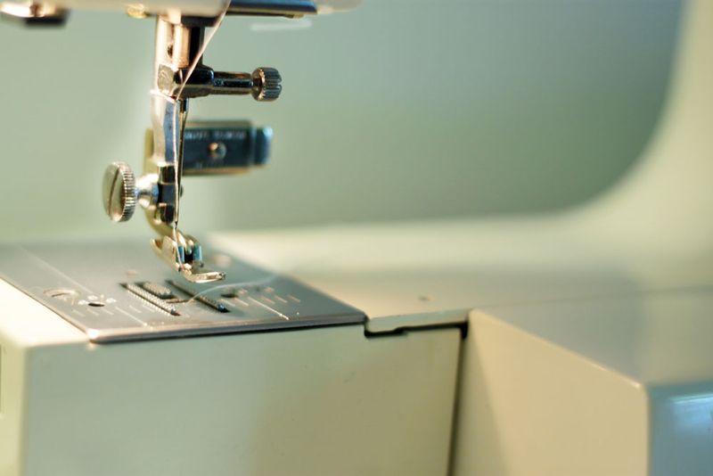 Zipperfootmachine