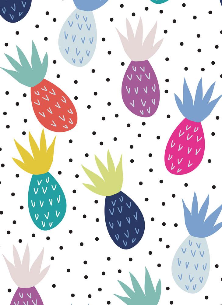 Pineapples-demigoutte-spoonflower