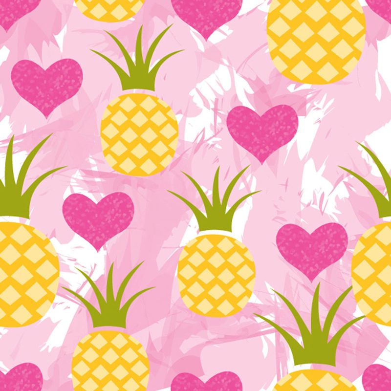 Pineapple Fabrics Spoonflower Blog