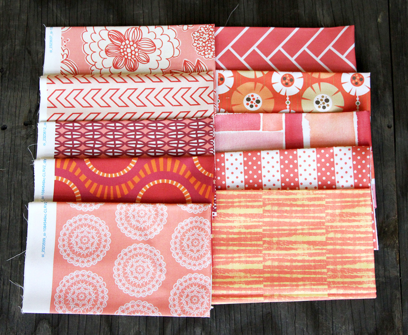 Win a quilt pattern + fat quarter bundle!