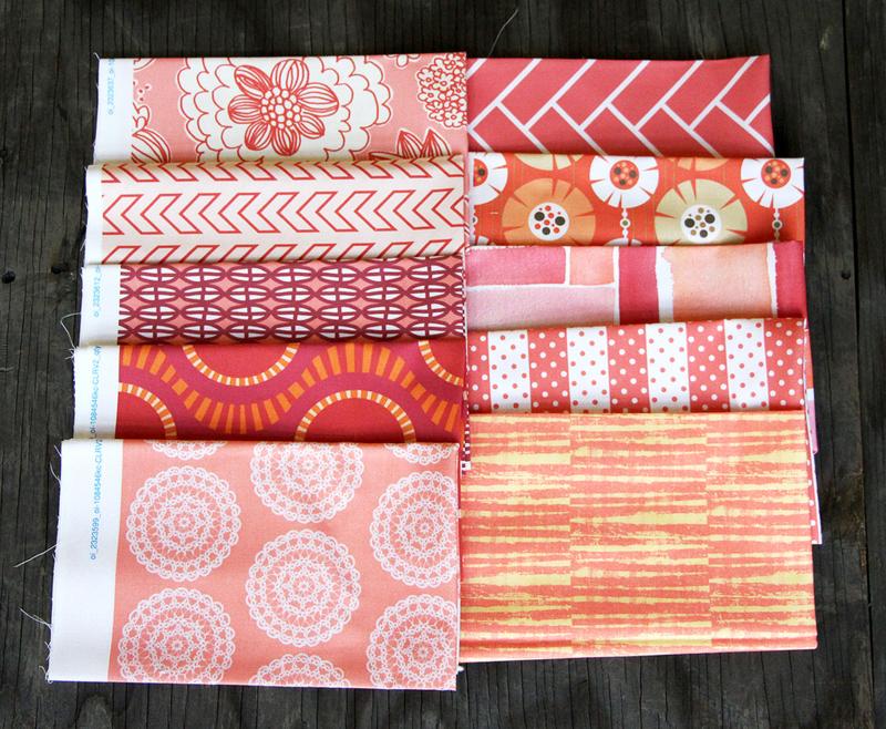 Win a quilt pattern + fat quarter bundle!