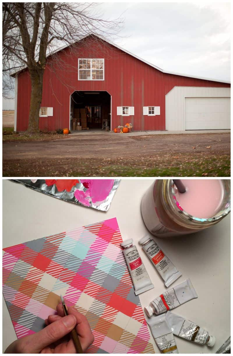 Plaid Barn