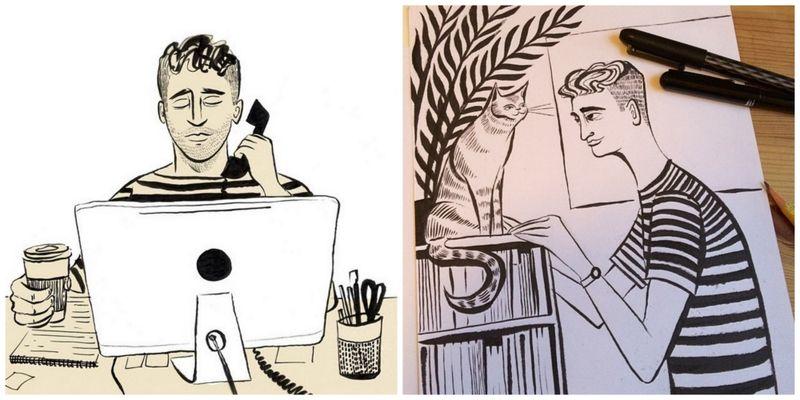 Kalda drawings