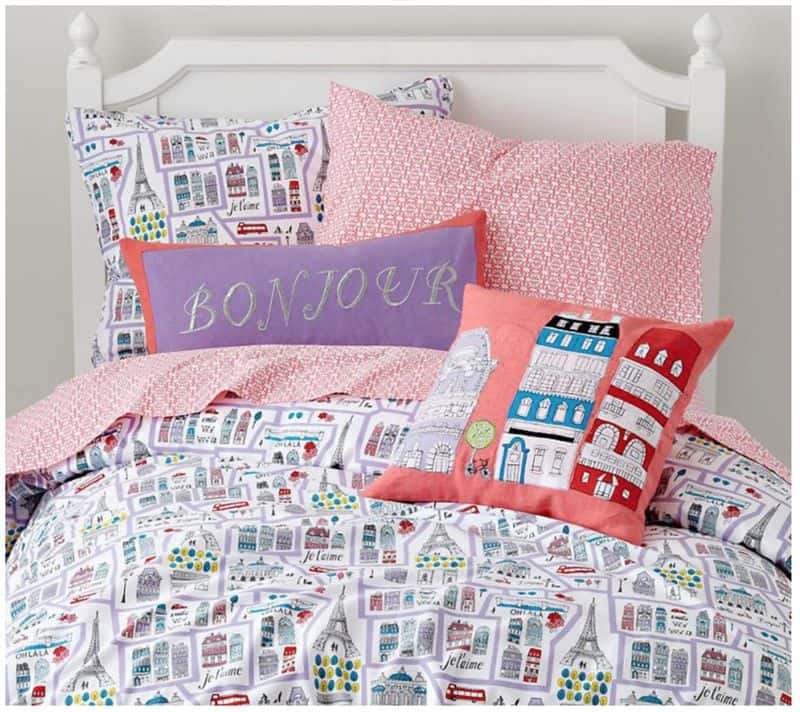 Rothman paris_bedding