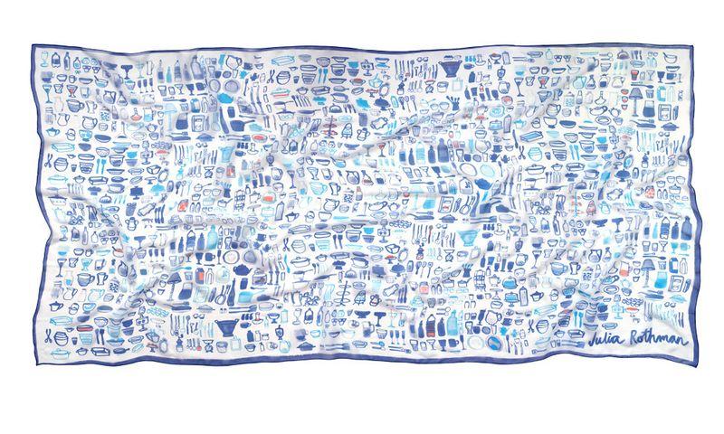 Rothman scarf