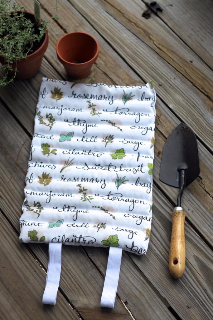 DIY Garden Kneeling Pad Spoonflower Blog