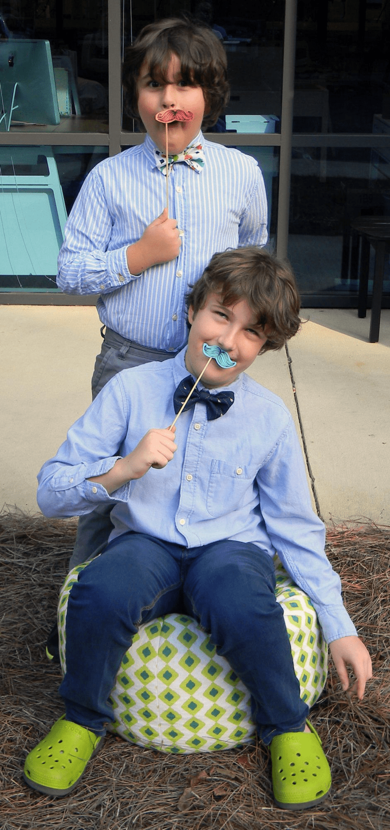 Create custom bow ties