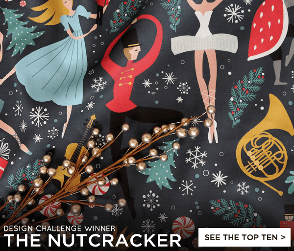 Nutcracker Design Challenge Winner