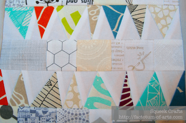 Finish It Friday quilt block