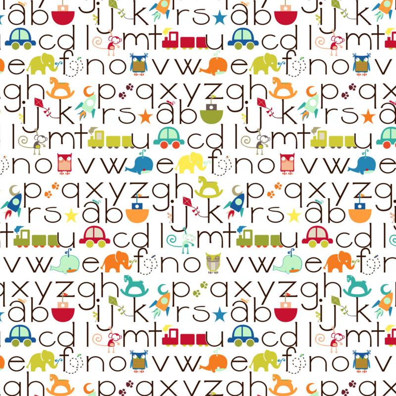 Alphabet Fabrics DIYs