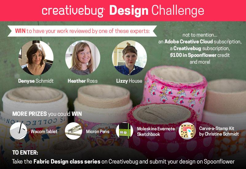 Creativebug Design Challenge