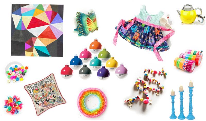 Create a Mood Board with Pinterest via Spoonflower Blog
