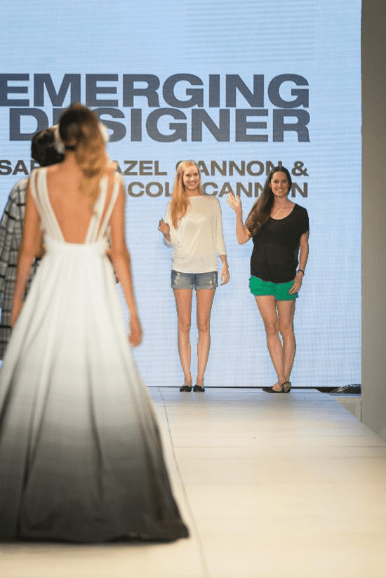 Hazel Cole--Charleston Fashion Week