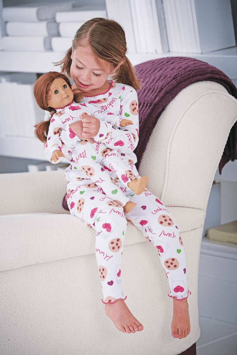 CWDkids PJs to match your doll!