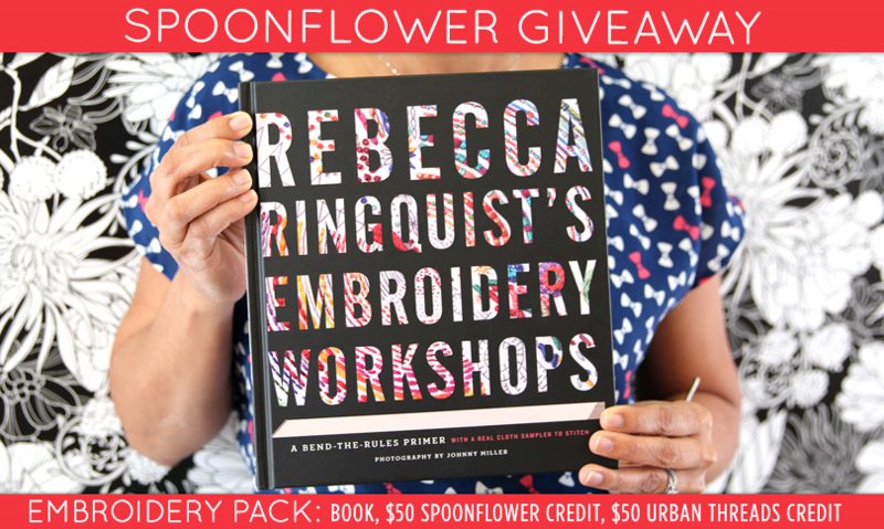 Win an embroidery bundle!
